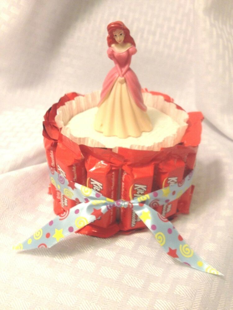 Disney Wedding Gift Basket : ... Day Birthday Party Get Well Disney Princess Chocolate Gift eBay