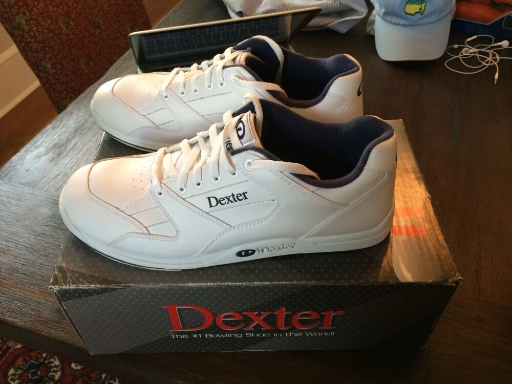 mens white bowling shoes size 13 ricky ii ebay
