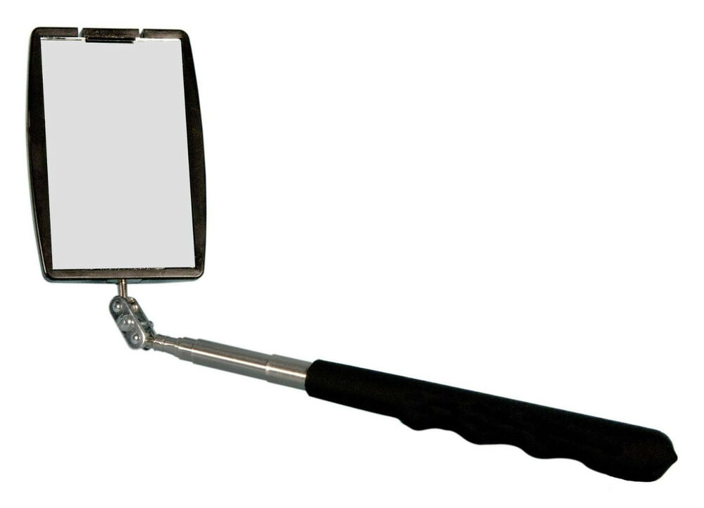 Ullman Htk 2 Rectangular Telescoping Inspection Mirror W
