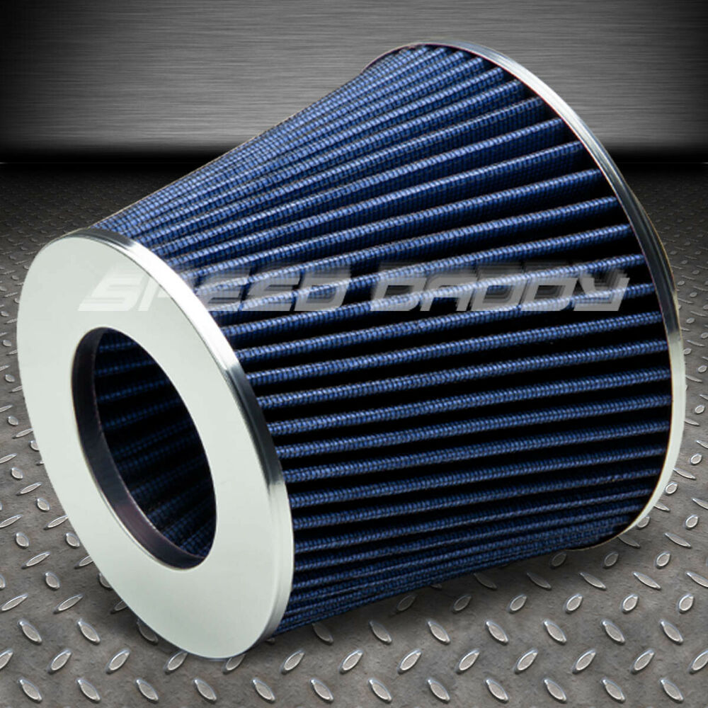3 Quot Performance Short Ram Cold Air Intake Round Tapered