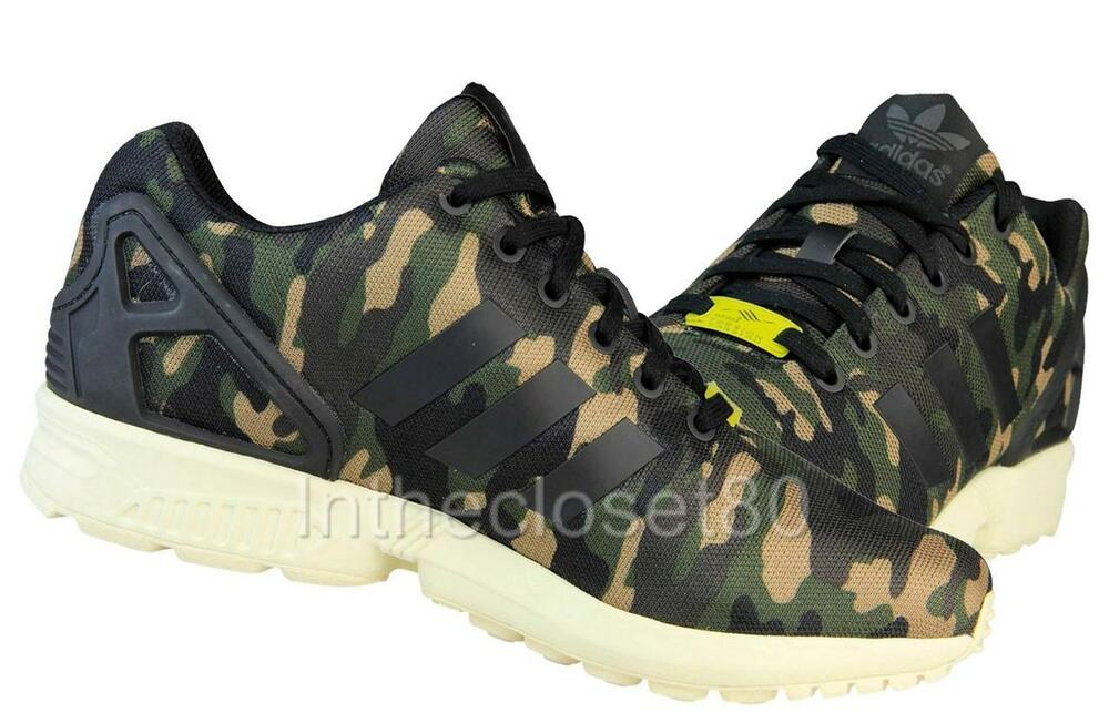Addidas Men S Shoes Camo
