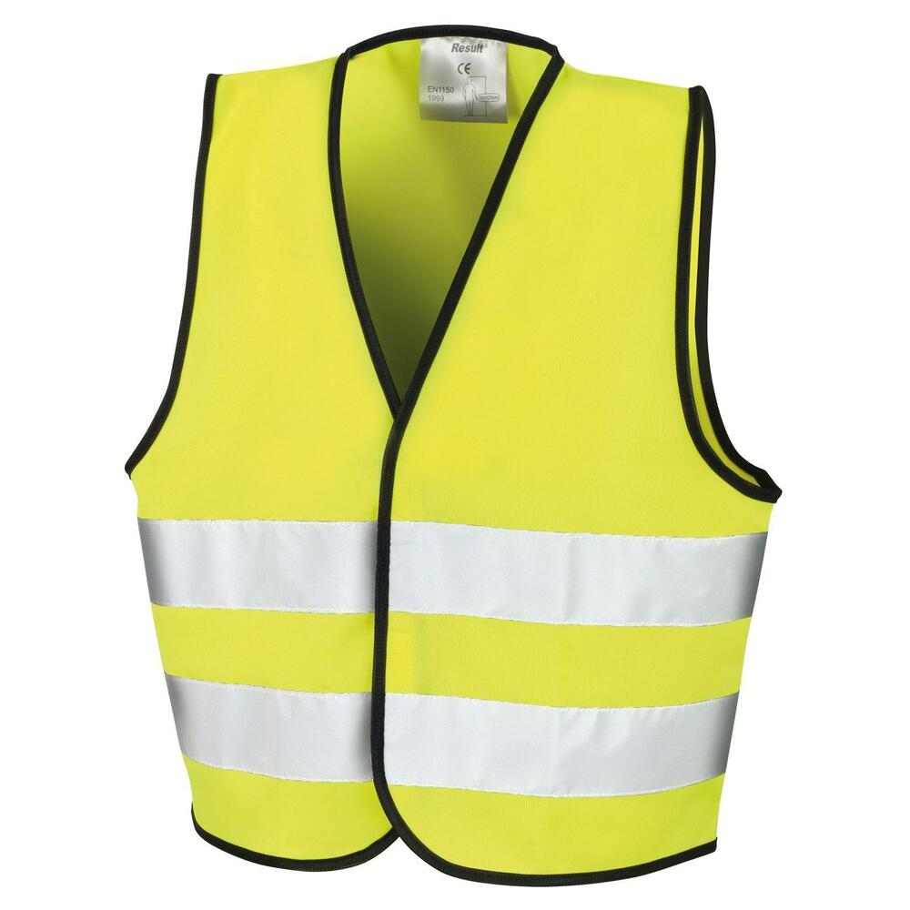 New RESULT Core Childrens Kids Hi Viz Safety Vest in ...