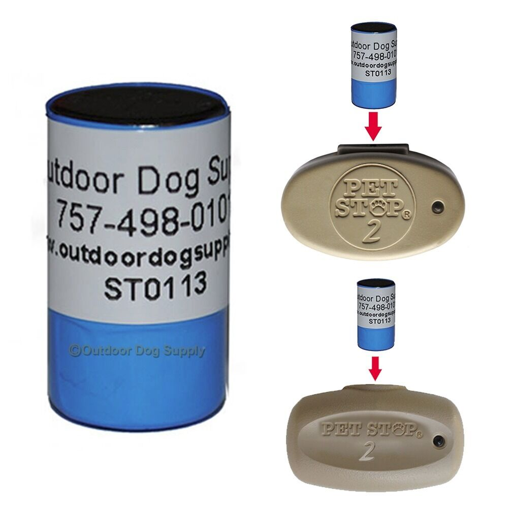 6 Volt Lithium Replacement Dog Fence Collar Batteries For