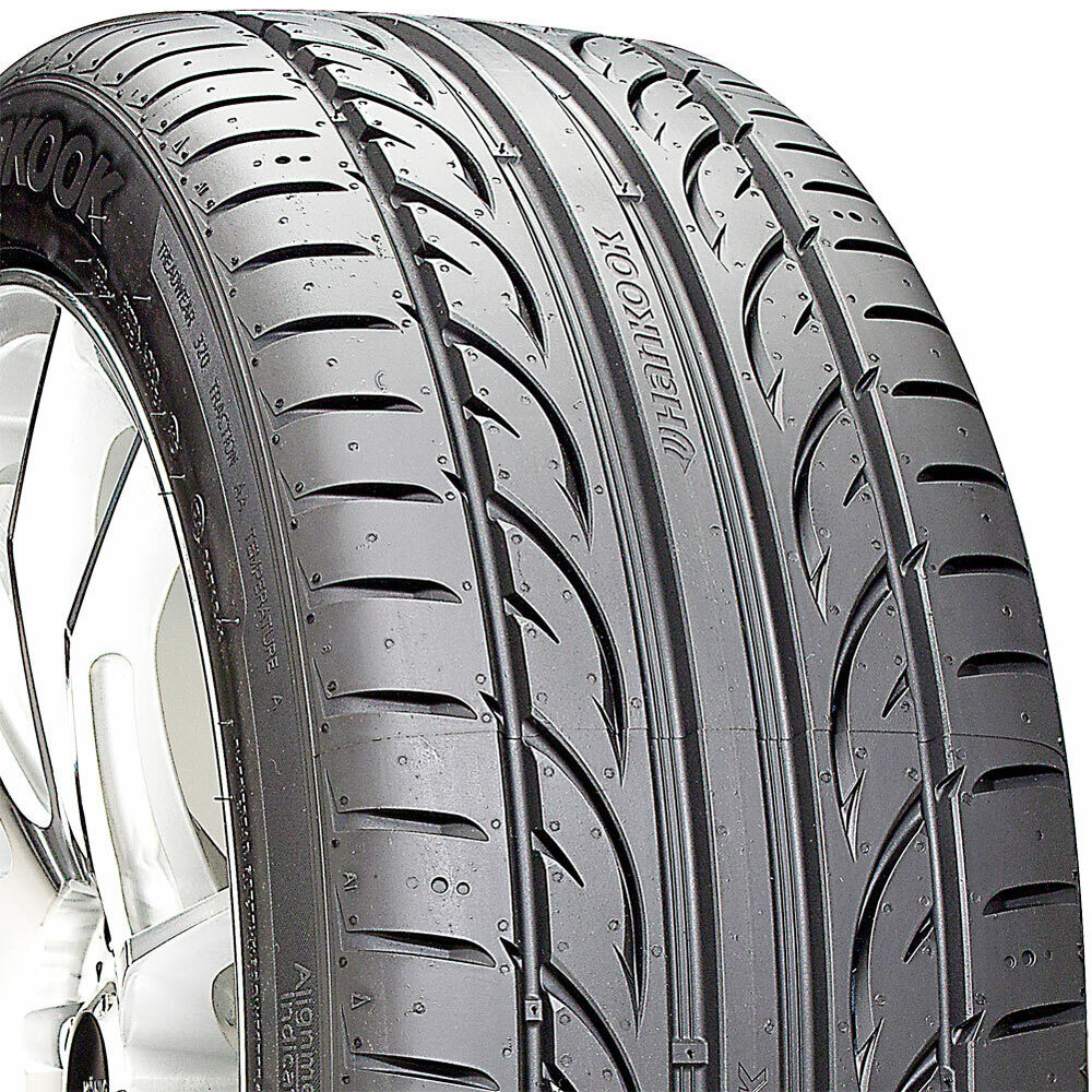 1 new 255 40 19 hankook ventus v12 evo2 k120 40r r19 tire. Black Bedroom Furniture Sets. Home Design Ideas