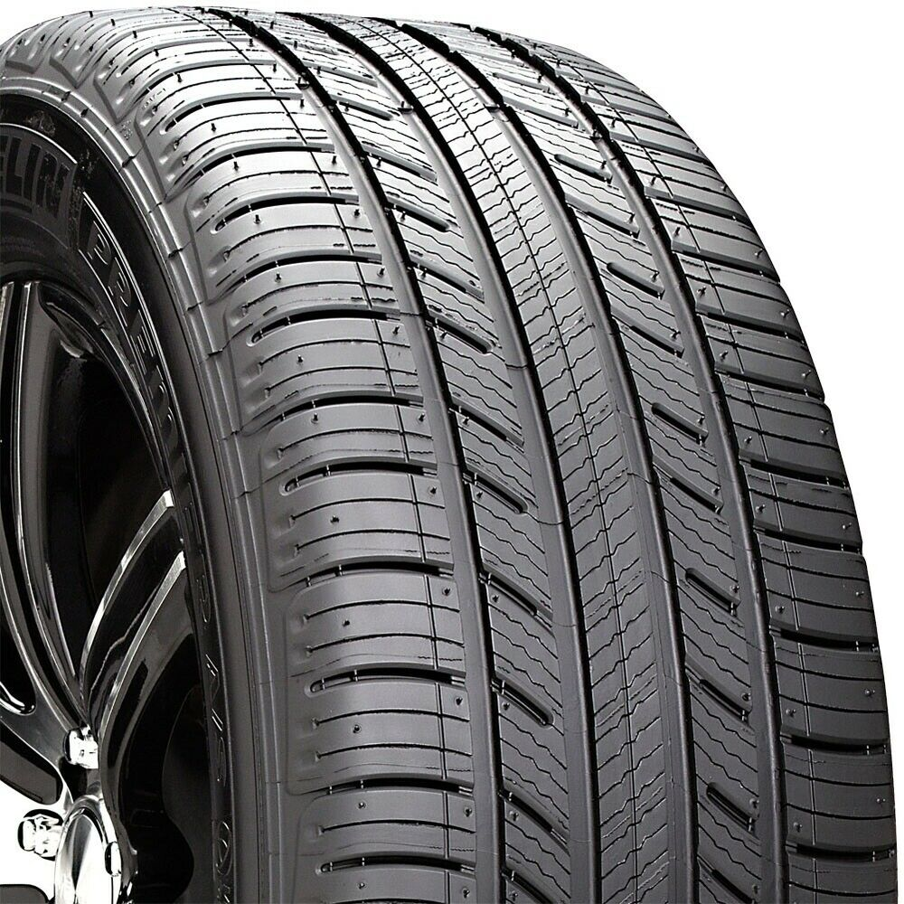 2 new 225 60 18 michelin premier a s 60r r18 tires ebay. Black Bedroom Furniture Sets. Home Design Ideas