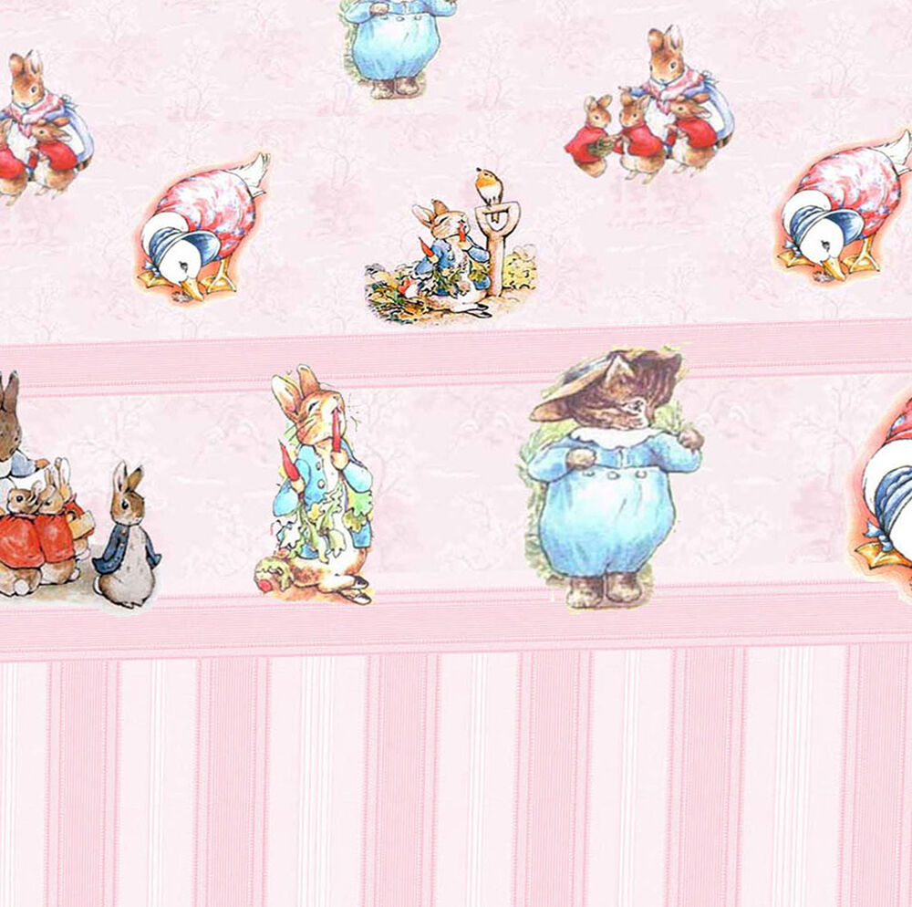 Dolls House Wallpaper 1/12th 1/24th Scale Nursery Quality