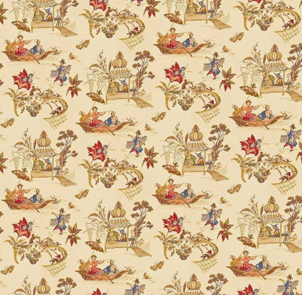 Dolls House Wallpaper 1/12th 1/24th Scale Beige Quality