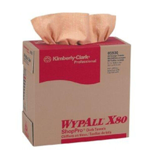 Kimberly Clark 5930 Wypall X80 Towels 80 per Box | eBay