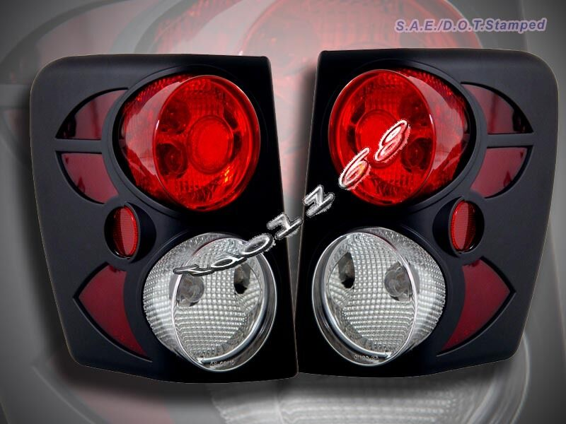 1999 2000 2001 2002 03 jeep grand cherokee tail lights jdm. Black Bedroom Furniture Sets. Home Design Ideas