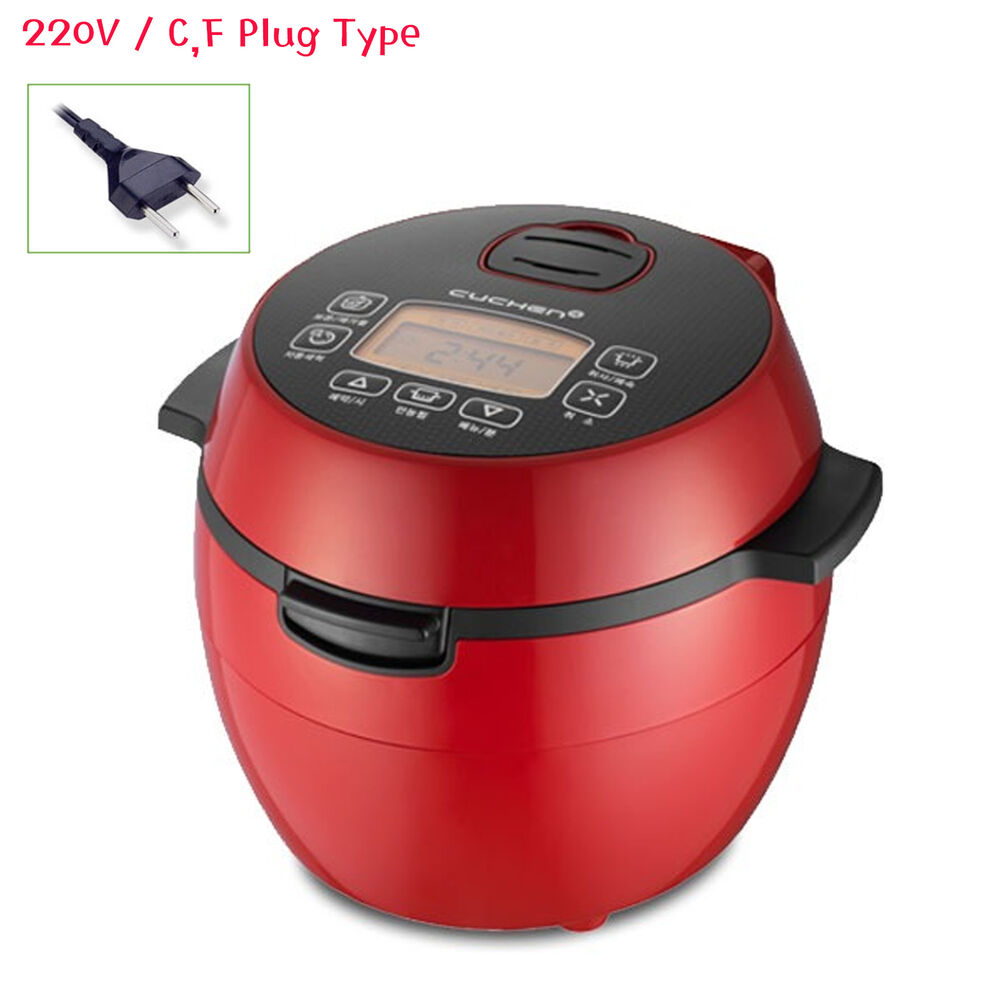 Cuchen CJE-A0301 Korea Economy Rice Cooker 3persons Auto