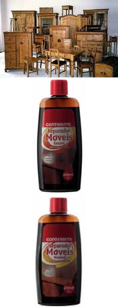 Wood Furniture Restorer Cleaner 200ml Dark Normal Wood Ebay