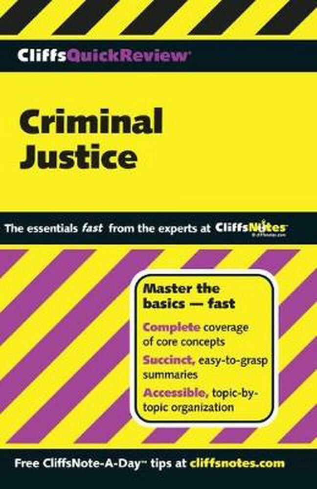 Criminal Justice summary writing online