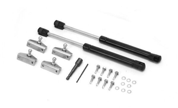 Jeep Cherokee Xj 1984 2001 Assisted Hood Lift Support Kit