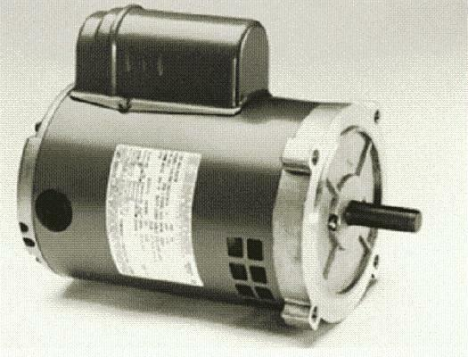 C333 3 4 hp 3450 rpm new marathon electric motor old for 3 phase 1hp electric motor