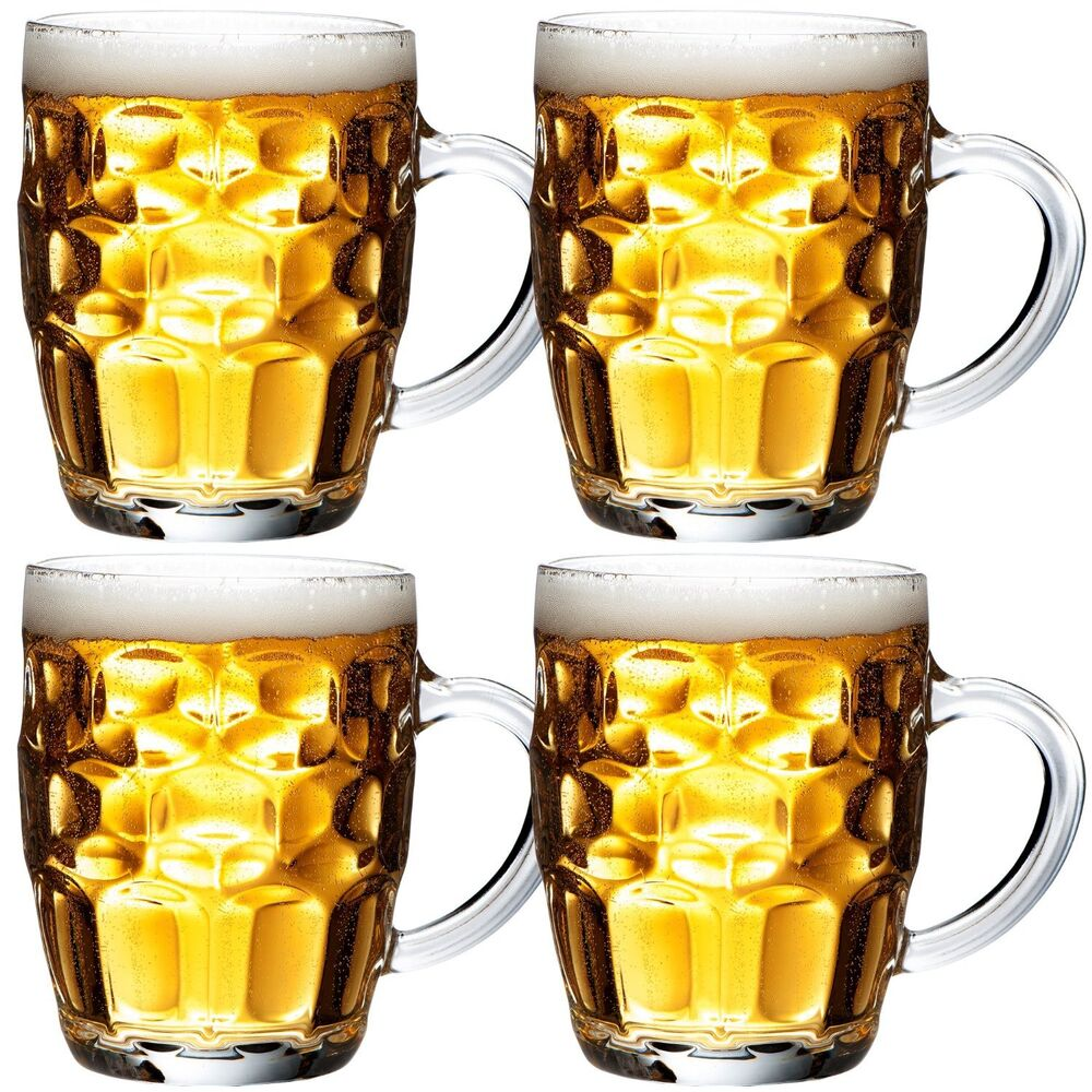 Old Fashioned Pint Glass