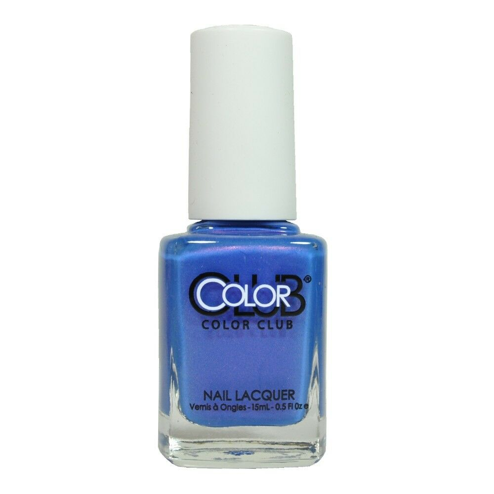 Color Club Nail Polish Lacquer AN29 Bell Bottom Babe 0.5