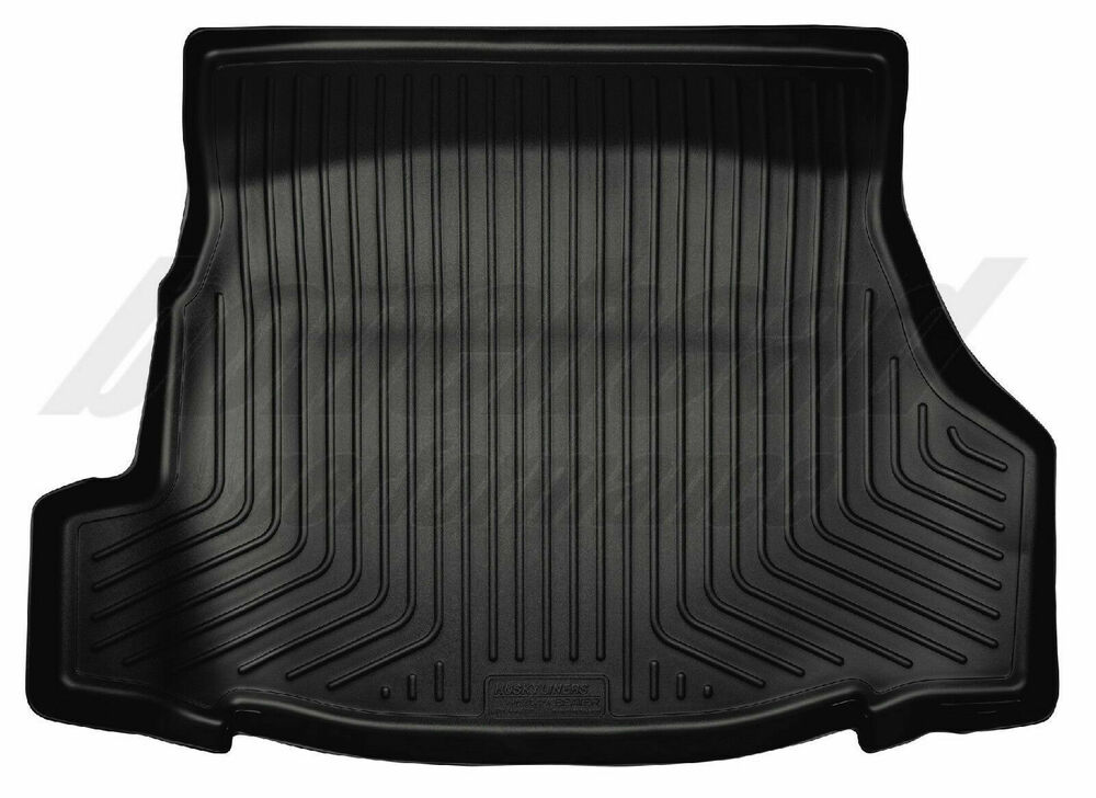 Husky Floor Liners 43031 Black Rear Trunk Liner Mat 2010