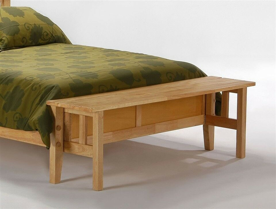 Footboard Bench Works With Sonata Bed Frames Ebay