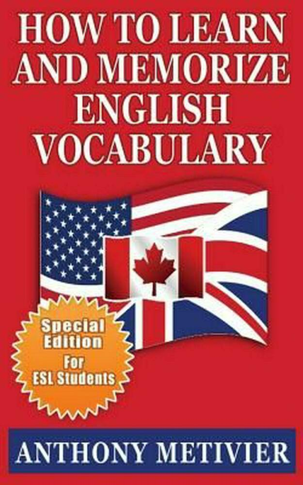 how to learn english vocabulary