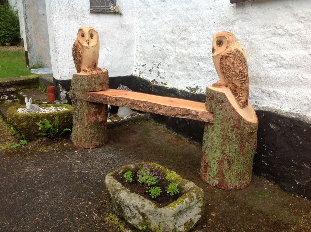 Chainsaw Benches 28 Images Pin By Ray Mowen On