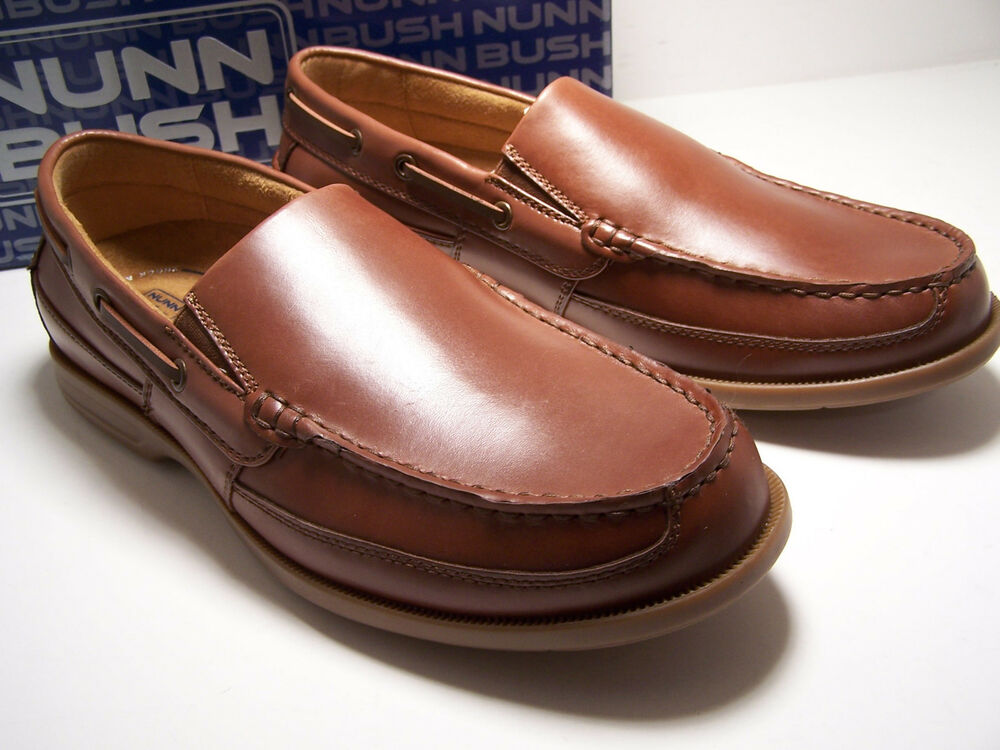 Nunn Bush Anderson Mens Shoes Loafers Size 9 5 M New
