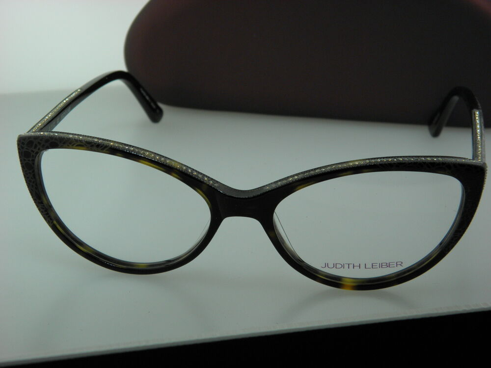 judith leiber eyeglasses jl1172 02 optical frame ebay