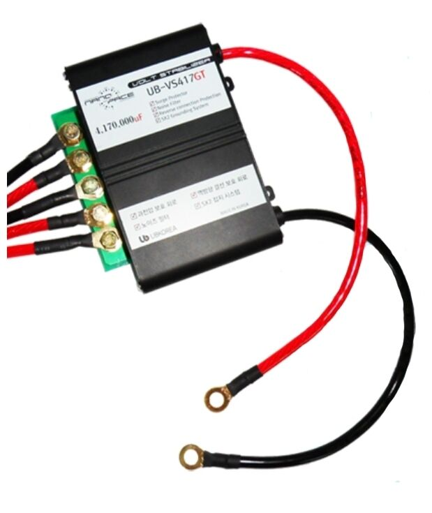 Car Voltage Regulator Testers : Car volt voltage power stabilizer regulator ground wires