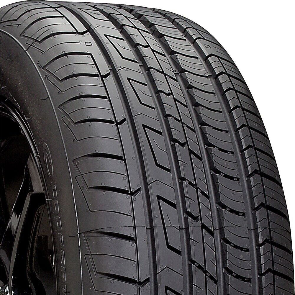 4 new 225 50 17 cooper cs5 ultra touring 50r r17 tires ebay. Black Bedroom Furniture Sets. Home Design Ideas