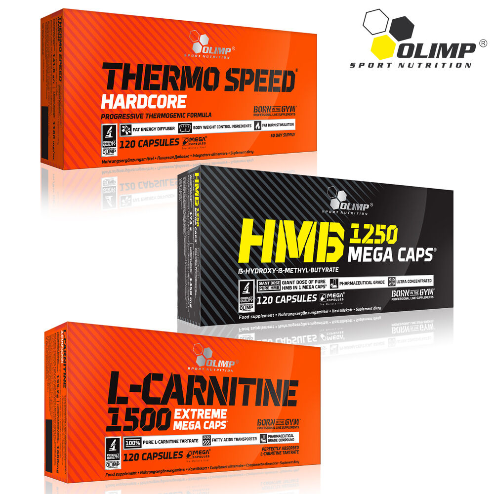 thermo speed hardcore hmb l carnitine 90 180 caps body fat loss lean muscle ebay. Black Bedroom Furniture Sets. Home Design Ideas