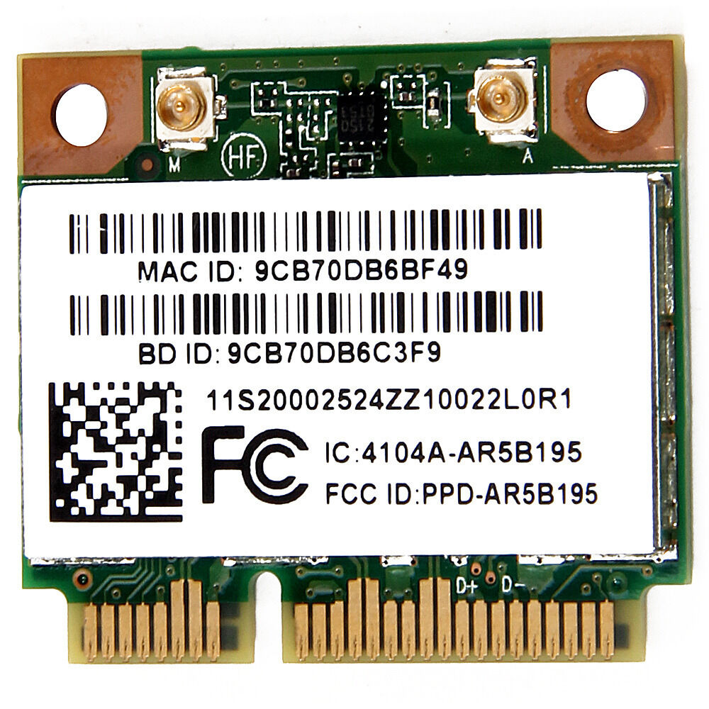 qualcomm atheros ar9285 wireless network adapter free download