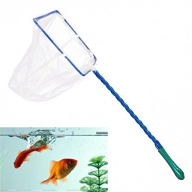 Aquarium fish tank 3 4 5 6 fish net small big fishes for Fish tank net