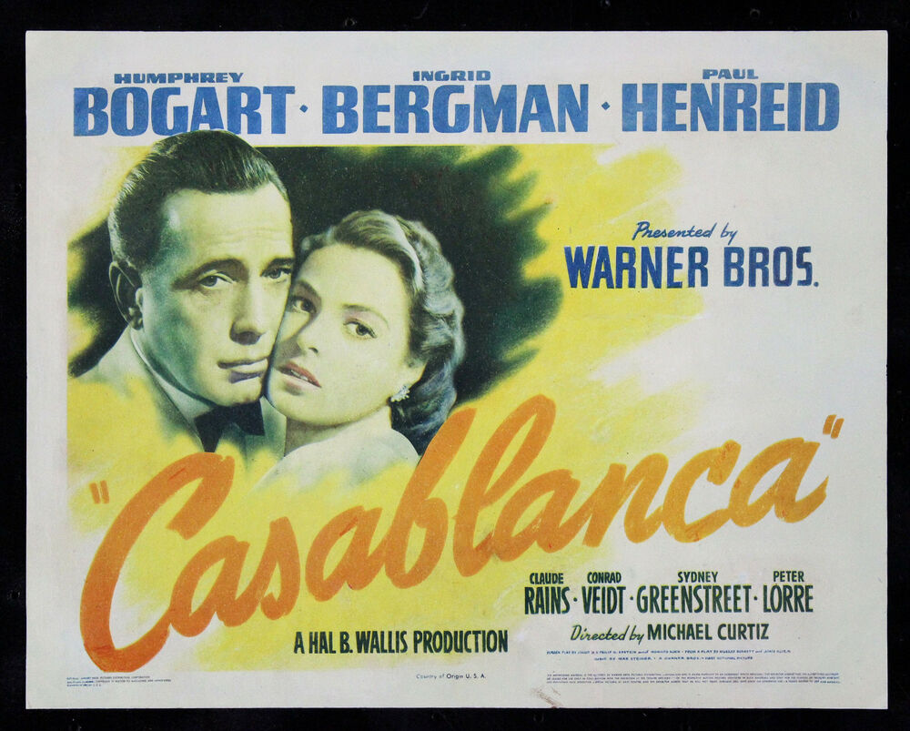 a summary of the movie casablanca Free essay: the movie casablanca tells the story of rick blaine, a bar owner in casablanca his heart breaks when ilsa, his sweetheart, fails to join him in.