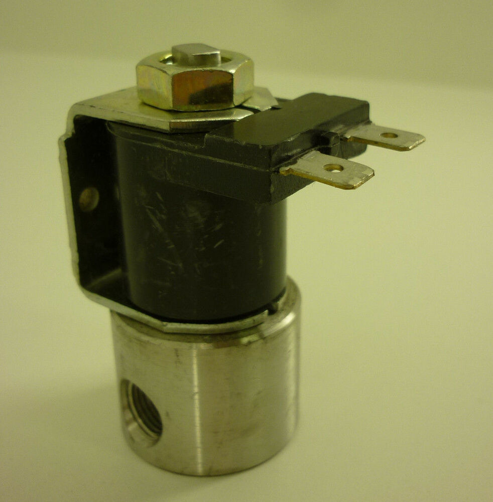 Coffee Maker Valve : NEWCO 100255 SOLENOID VALVE KIP FOR NEWCO COFFEE MAKERS WITH FAUCETS eBay