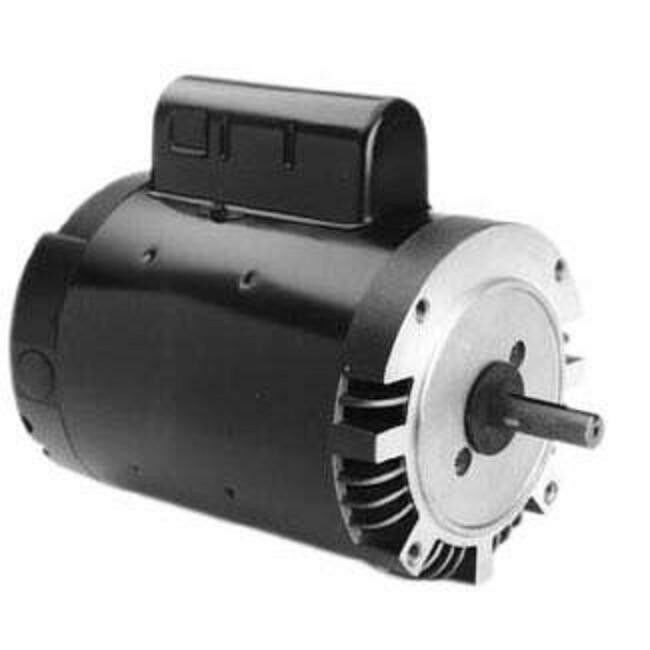 B122 1 hp 3450 rpm new ao smith electric motor ebay for Ao smith 1 1 2 hp pool motor