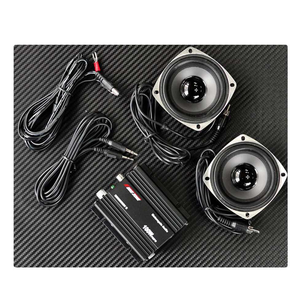 Tornado bike motorcycle audio system waterproof speaker - Waterproof sound system for bathroom ...