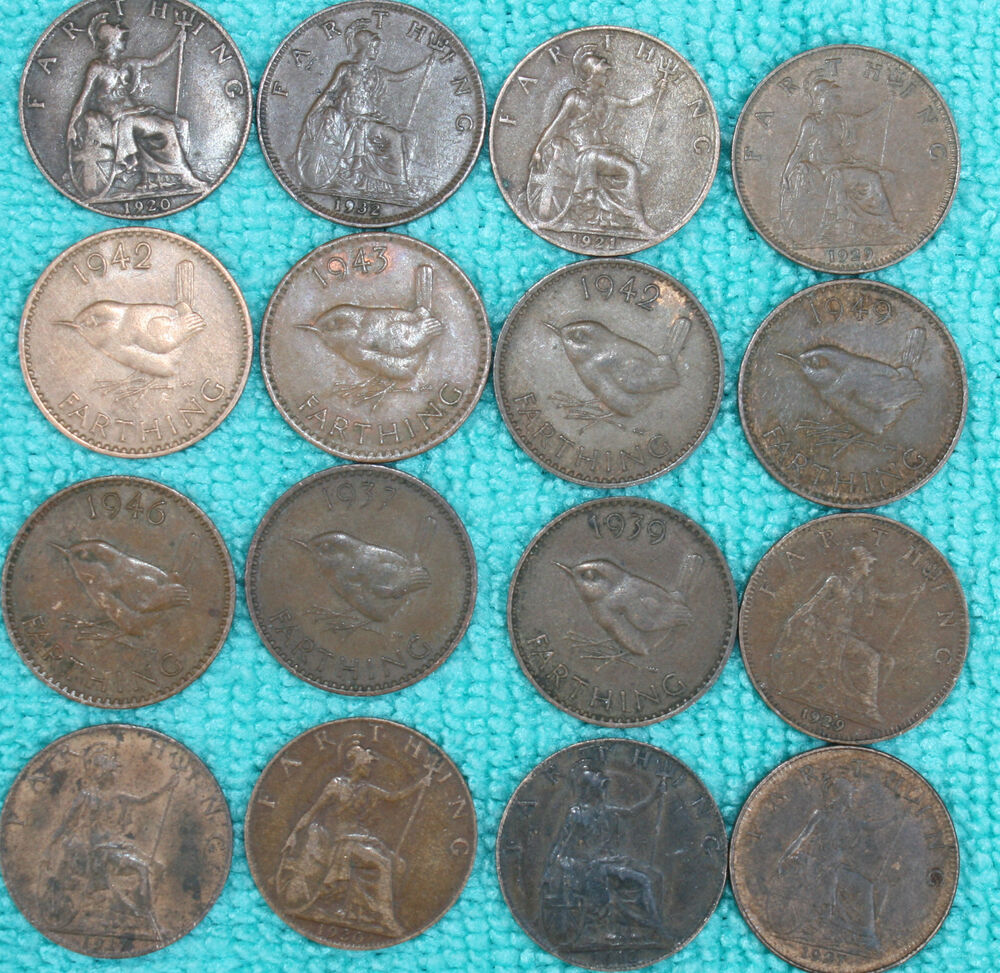 many coins from all - photo #11