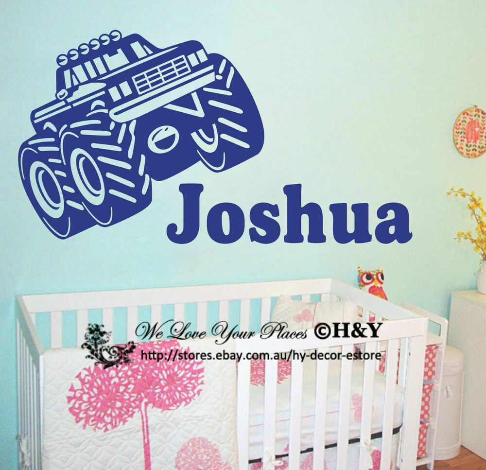 28 personalised tractor wall sticker boys name decal personalised tractor wall sticker boys name decal custom personalised name tractor car wall art stickers