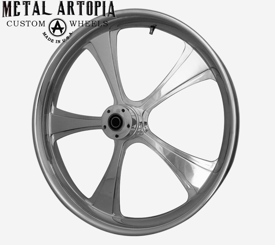 26 Inch Motorcycle Rims : Quot inch custom motorcycle wheel for harley davidson ebay