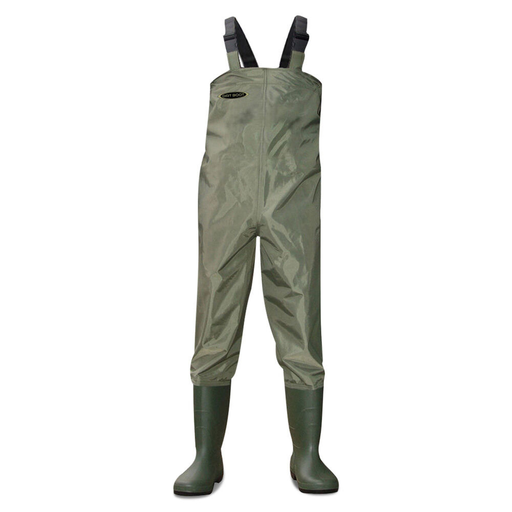 dirt boot nylon chest waders 100 waterproof fly coarse