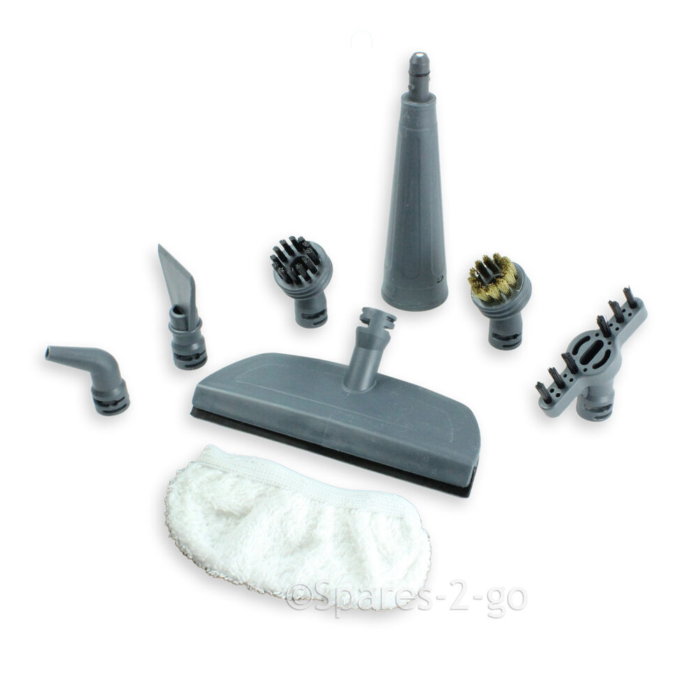 Vax Steam Cleaner Brush Nozzle Window Cleaning Tool Kit