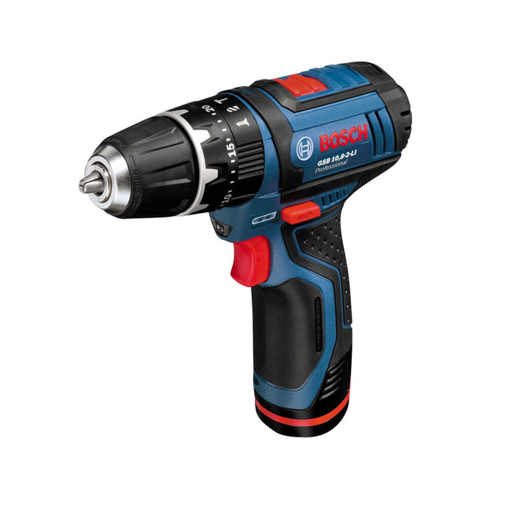 bosch gsb 10 8 2 li hammer drill bare tool cordless max 1300rpm 10 8v only body 3165140773287 ebay. Black Bedroom Furniture Sets. Home Design Ideas