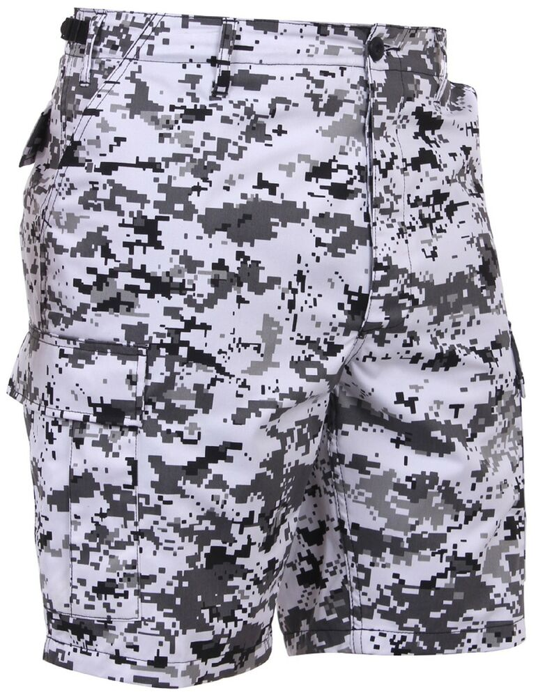 Find great deals on eBay for white camo trousers and white camo trousers URBAN CAMO, BLACK & WHITE, New listing Mens Military Combat Camo Cargo Shorts Pants.