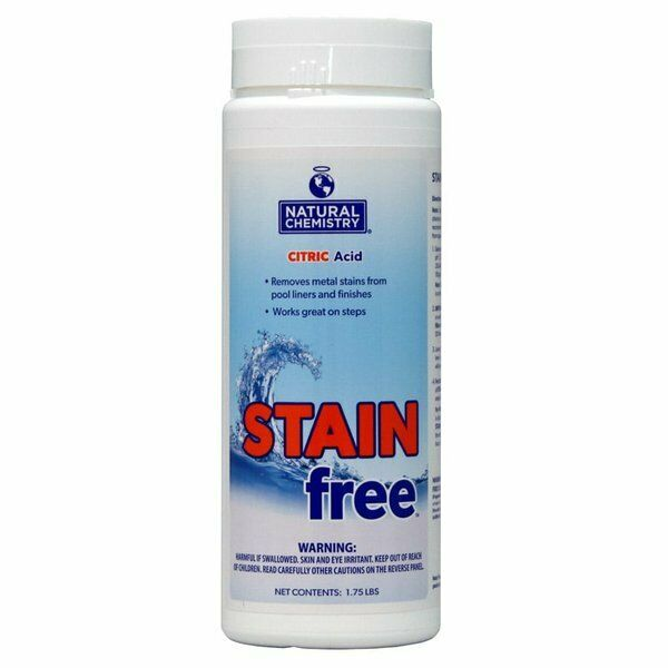 Natural Chemistry Stain Free Stain Remover For Swimming Pool L Ebay