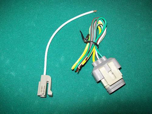 Ford Alternator Wire Harness Connector ASI 2G 3G 4G with