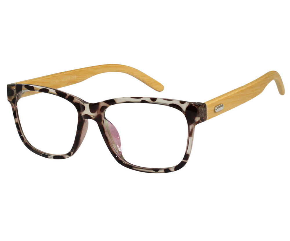 d026cad579 EBE Reading Glasses Retro Style Womens Mens Tortoise With Bamboo Temples Rx