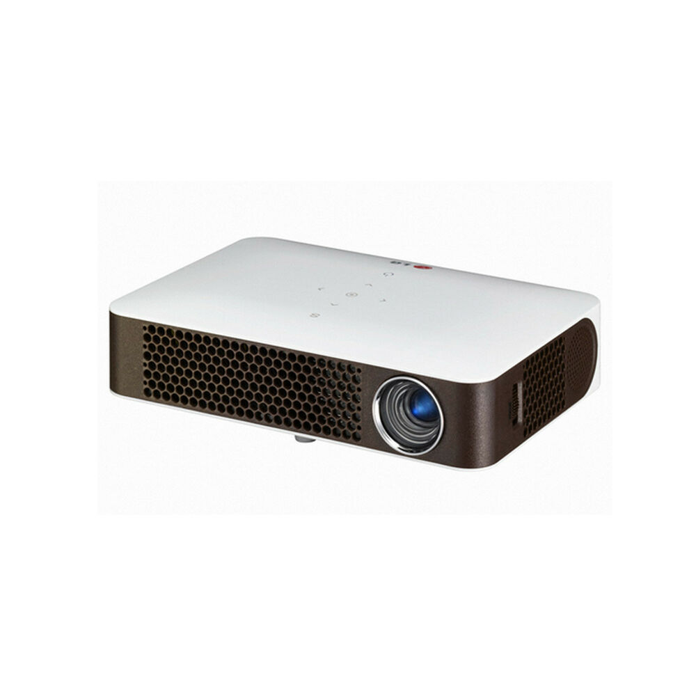 Lg pw700 bluetooth mini beam hd tv led projector home for Hd projector small