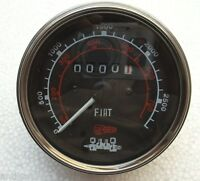 Tachometer fits Fiat, Long, Hesston, Universal, Whiter / Oliver, MM, AC Tractors