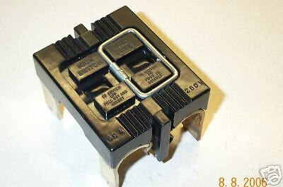 bulldog electric 60 amp main fuse pullout pc no 76609 | ebay bulldog fuse box