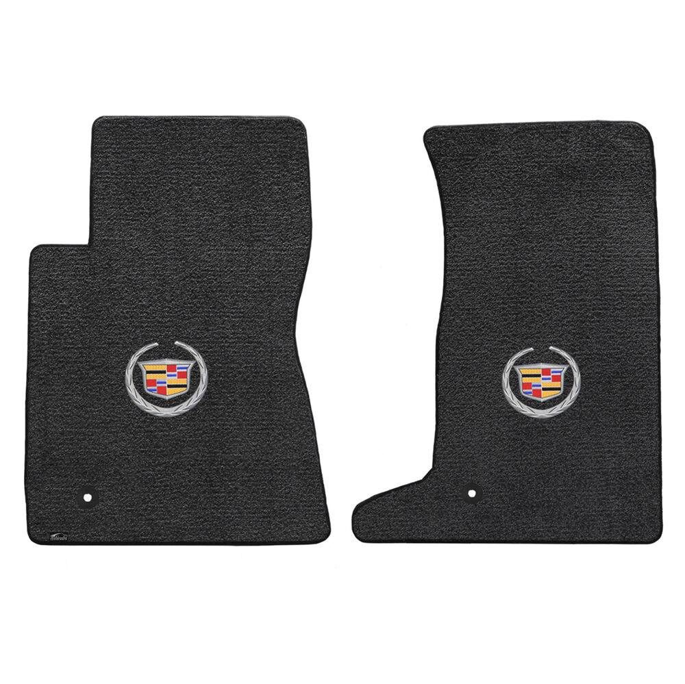 2011 2014 Cadillac Cts V Coupe Ebony Black Floor Mats Set