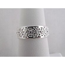 New Wholesale Toe Ring 925 Sterling Silver Plate Fashion Jewelry Celtic Cross
